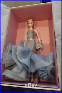 10 Year Silkstone Anniversary Tribute Barbie Doll Gold Label 2010 T2155 Nrfb