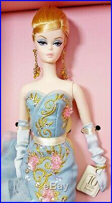 10 Years Tribute Silkstone Barbie Fashion Model Collection No. T2155 NRFB