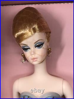12 Mattel Barbie Doll Silkstone 10 Years Tribute LE 10,000 Gold Label 2010 NRFB
