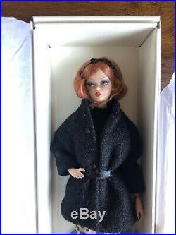 2000 FASHION EDITOR Silkstone Barbie-NRFB Ltd Edition-FAO Schwarz-FREE SHIPPING