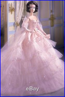 2000 NRFB Barbie In The Pink Silkstone Fashion Model Robert Best Doll LE shipper
