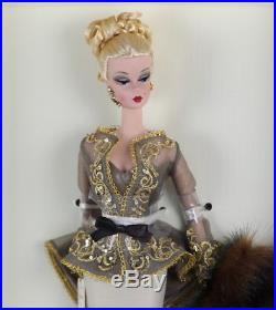 2002 Silkstone Barbie Capucine NRFB