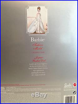 2003 Blonde Barbie Doll JOYEUX Fashion Model Genuine Silkstone NRFB B3430