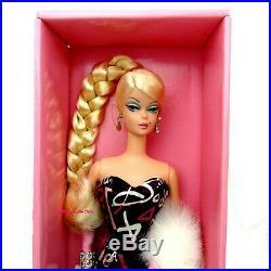 2003 Limited Edition 45th Anniversary Barbie Silkstone Doll