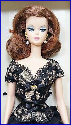 2004 Mattel Gold Label A Trace of Lace Silkstone Barbie Doll No. G7212 USED