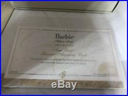 2005 Barbie Gold Label Silkstone Fashion Model Outfit True Brit Nrfb