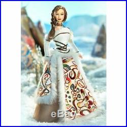 2005 Inuit Legend Barbie Gold Label Canada Exclusive Mint in Box