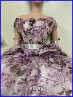 2005 Platinum Label Violette Silkstone Barbie Doll Nrfb
