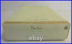 2006 Barbie Doll Fashion Model The Siren Silkstone Gold Label NRFB 9635 Issued