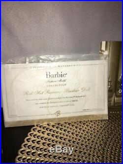 2006 Barbie Silkstone Gold Label Red Hot Reviews