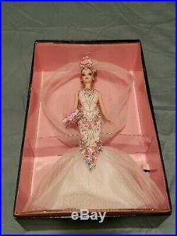 2006'Couture Confection Bride Barbie Gold Label Bob Mackie NRFB