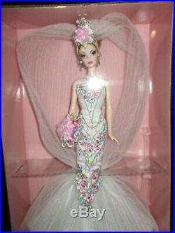 2006'Couture Confection Bride Barbie Gold Label JO981 Bob Mackie