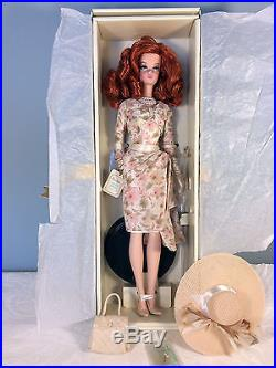 2006 Day at the Races Barbie Doll Barbie Fashion Model Gold Label Silkstone