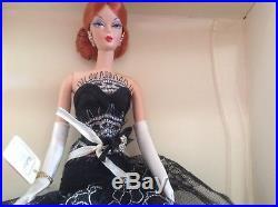 2006 Silkstone Dahlia Barbie Doll Platinum Label Nrfb. Rare