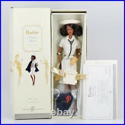 2006 The Nurse Silkstone Barbie Platinum Label NRFB