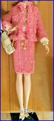 2007 Barbie Silkstone Preferably Pink BFMC Gold Label Doll OUTFIT ONLY