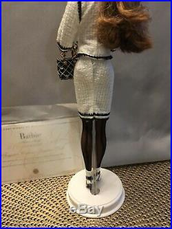 2007 Barbie Silkstone Toujours Couture BFMC Gold Label Doll Robert Best M3275