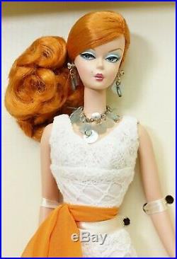 2007 Mattel Gold Label Hollywood Hostess Silkstone Barbie Doll No. K7900 NIB