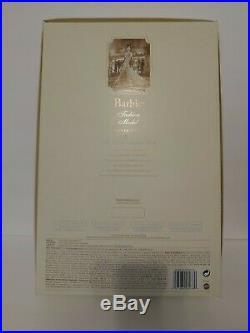 2007 Mattel Soiree Blue gown Silkstone Barbie Collector doll MIB gold label