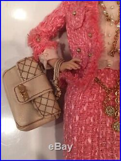 2007 NRFB Barbie Silkstone Preferably Pink BFMC Gold Label Doll Robert Best