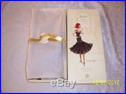 2007 Silkstone Haut Monde Barbie Gold Label Fashion Model Collection L9604