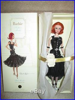 2008 BFC Haut Monde Silkstone Barbie -NRFB MINT Robert Best L9604