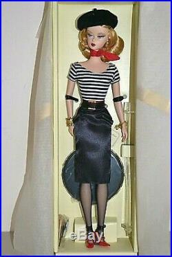 2008 Gold Label Silkstone BFMC THE ARTIST Barbie