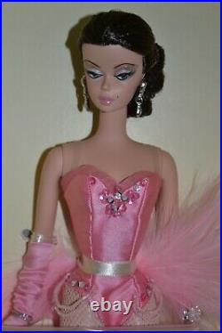 2008 Gold Label Silkstone BFMC THE SHOWGIRL Barbie