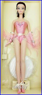 2008 Mattel Gold Label The Showgirl Silkstone Barbie Doll No. L9597 USED