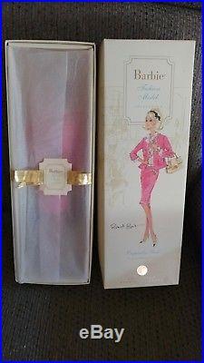 2008 NRFB Barbie Silkstone Preferably Pink BFMC Gold Label Doll Robert Best MINT