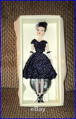 2009 Barbie Gold Label Silkstone Parisienne Pretty Le 5,000 Nrfb