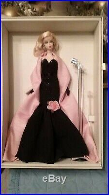 2009 Barbie Since 1959 Stunning in the Spotlight Silkstone Barbie Doll NEW i