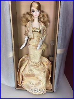 2009 GOLDEN GALA Silkstone Barbie 50th Anniversary Convention NRFB LE 1200