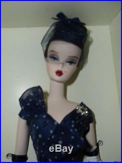 2009 Silkstone Barbie Parisienne Pretty -gold Label- Le 5000 Dealer Exclusive