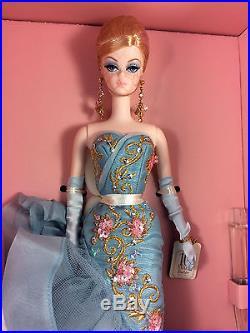 2010 10 Year Tribute Barbie Doll BFMC Gold Label Silkstone NRFB