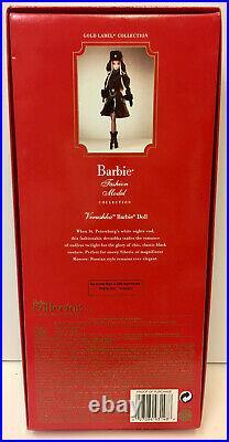 2010 Barbie Silkstone Bfmc Verushka Nrfb