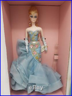 2010 Gold 10 Years Tribute Barbie Collector Silkstone Fashion Model Collection