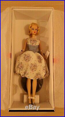 2010 NRFB Barbie BFMC Mad Men Betty Draper Silkstone Doll Robert Best Gold Label