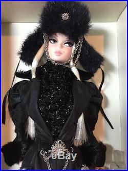 2011 Barbie Fashion Doll Collection Gold Label Silkstone Verushka #T7674