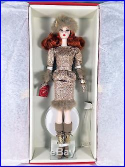 2011 Ekaterina Barbie Doll BFC Exclusive BFMC Gold Label Russian Silkstone