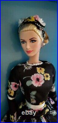2011 Grace Kelly The Romance Silkstone Doll Nrfb Gold Label T7944