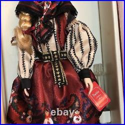 2011 Russian Mila Silkstone Barbie-Fashion Model Collection-Gold Label RARE