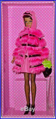 2012 AA Fuschia'n Fur Francie Silkstone Barbie Doll BFC Exclusive New NRFB