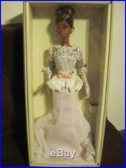 2012 Evening Gown Silkstone Barbie NRFB Mint