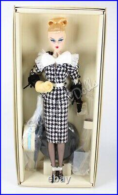 2012 Gold Label Walking Suit Silkstone Barbie Doll from the BFMC NRFB