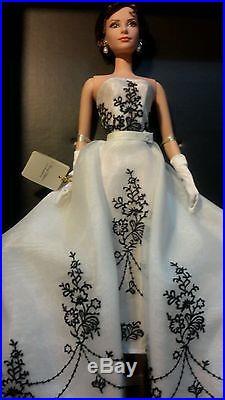 2013 Audrey Hepburn as Sabrina Silkstone Barbie Doll Gold LabeL- #X8277