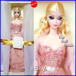 2013 BFMC Silkstone Mermaid Gown Barbie X8254 New, NRFB
