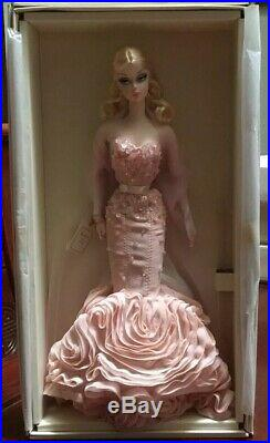 2013 Barbie Fashion Model Collection Mermaid Gown Silkstone Gold Label