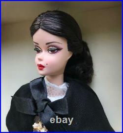 2013 DULCISSIMA Silkstone Barbie DollGold LabelNIBNRFBRare