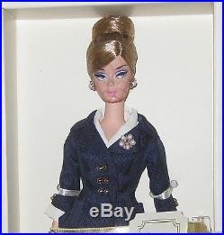2013 LE 300 IDC Italian Doll Convention Boater Silkstone Barbie NRFB